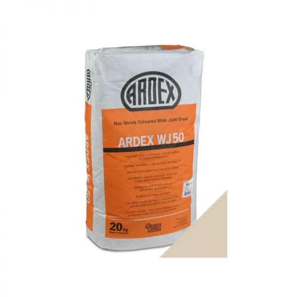 Ardex Grout WJ50 neutral
