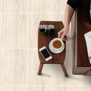 Bologna White floor tiles