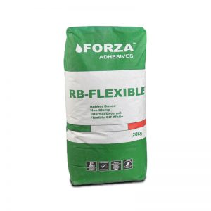 Forza RB Flexible tiles adhesive