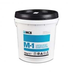 MCB M1 tile adhesive