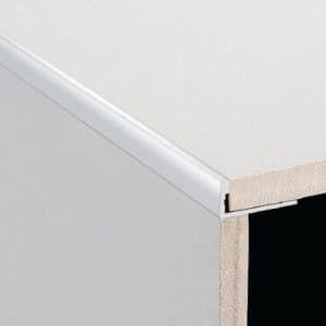 DTA Trim Aluminium Angle Matte silver