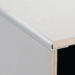 DTA Trim Aluminium Matte Silver