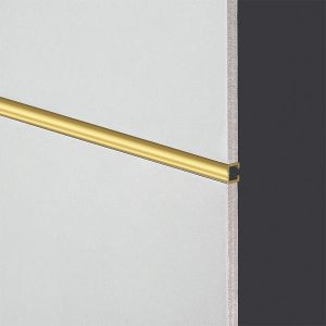 DTA Trim Listello bright gold