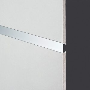 DTA Trim Listello 20mm Bright Silver