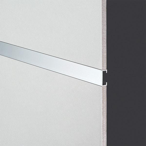 DTA Trim Listello 20mm Bright Silver