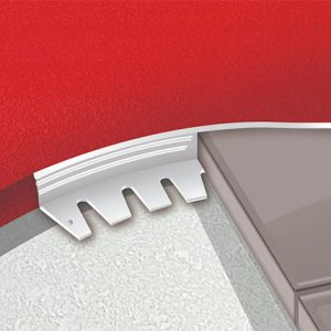 DTA Trim Alum Angle Formable Plain