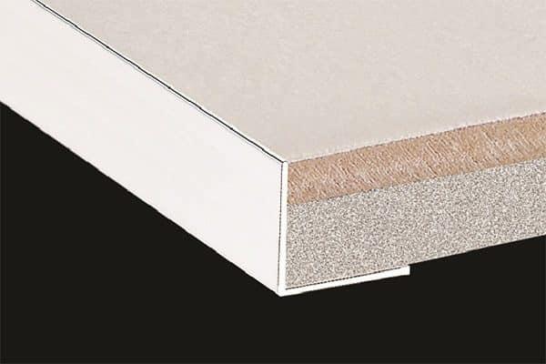 DTA Trim Aluminium Angle Plain