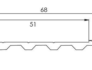 DTA Trim Aluminium Stair Nosing Specifications