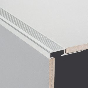 DTA Trim Step Edge Matte Silver