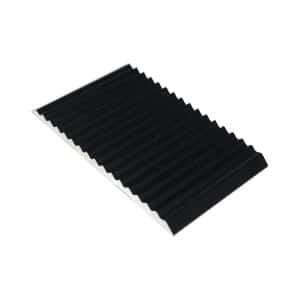 DTA Trim Aluminium Tread Plate Black