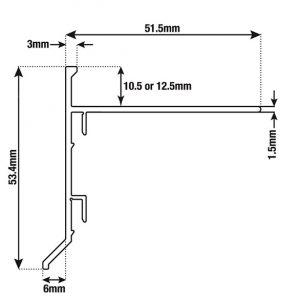 DTA Trim Balcony Spec sheet