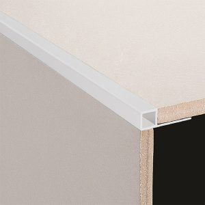 DTA Trim Box Square Edge Matte Silver