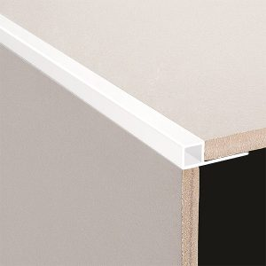 DTA Trim Box Square Edge White