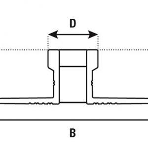 DTA Trim Expansion Aluminium Specifications