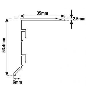 DTA Trim Retro Balcony Spec sheet