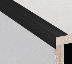 DTA Trim Retro Fit L-Shape Brush Black