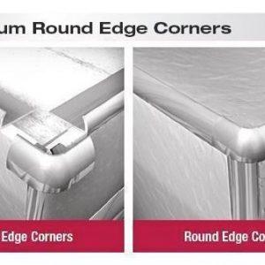 DTA Trim Round Edge Corners