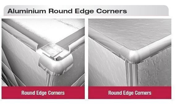 DTA Trim Round Edge Corners