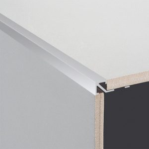 DTA Trim Square Edge Matte Silver
