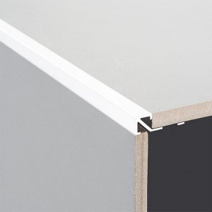 DTA Trim Square Edge White