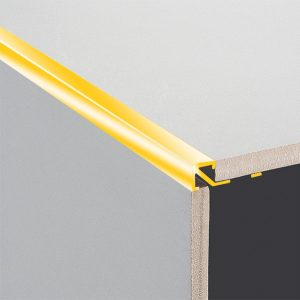 DTA Trim Square Edge Bright Gold