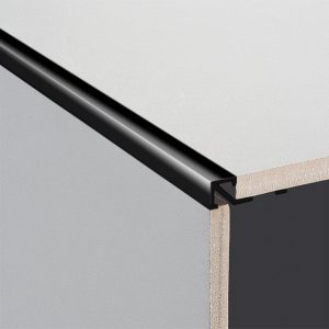 DTA Trim Square Edge Gloss Black