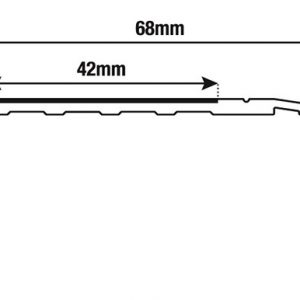 DTA Trim Stair Tread Specifications