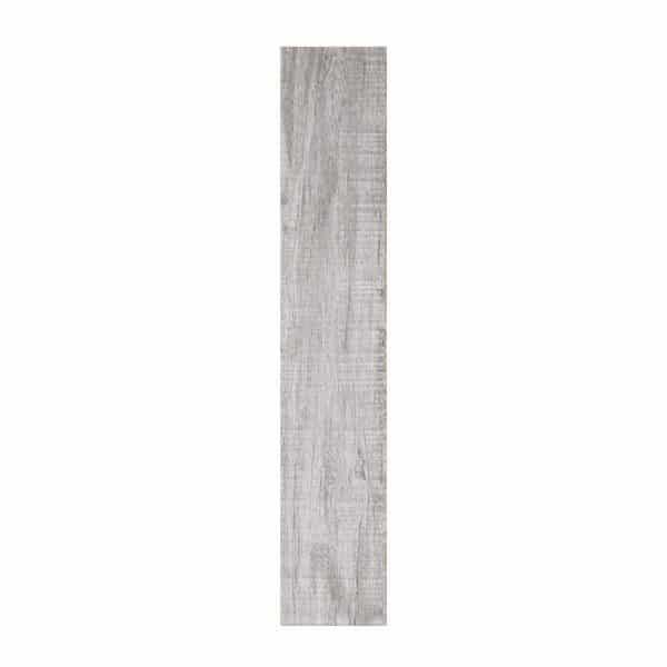 Hampton Silver timber look tiles
