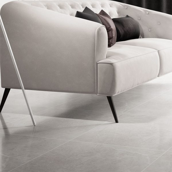Bora Grigio Polished tiles