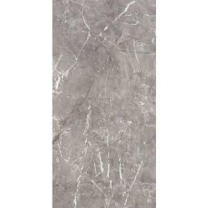 Stone Porcelain Dark Grey tiles