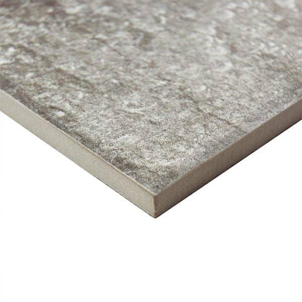 French Pattern Limestone Lunar Grey