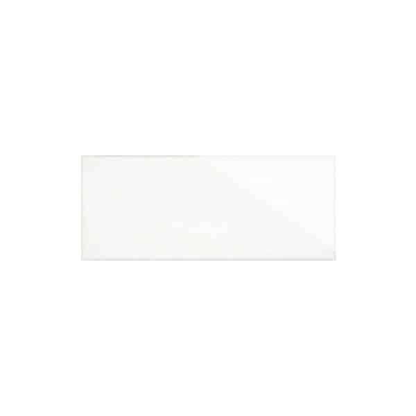 White Gloss Subway Pressed Edge tiles