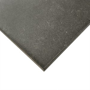 Esmal Charcoal concrete look tiles