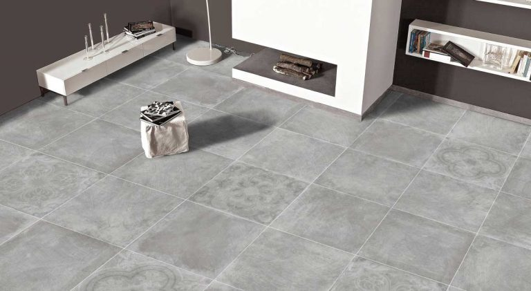 Midtown Concrete look tiles