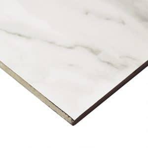 Calacatta Bianco tiles