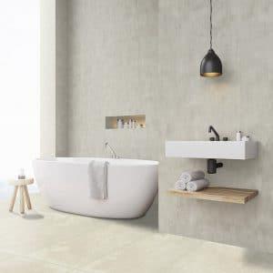 Cemento White tiles