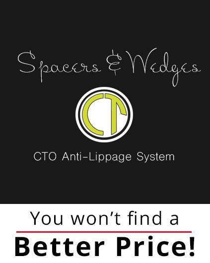 CTO Anti Lippage