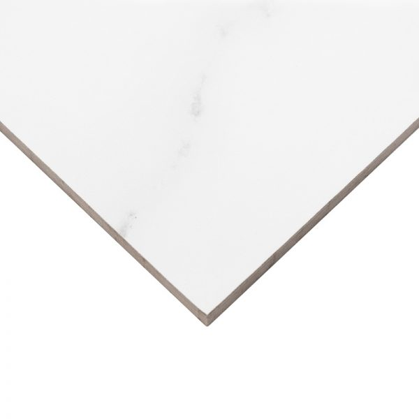 Carrara Bianco Polished Porcelain tiles