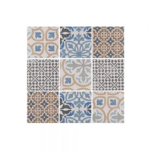 Porto Mosaic tile sheet