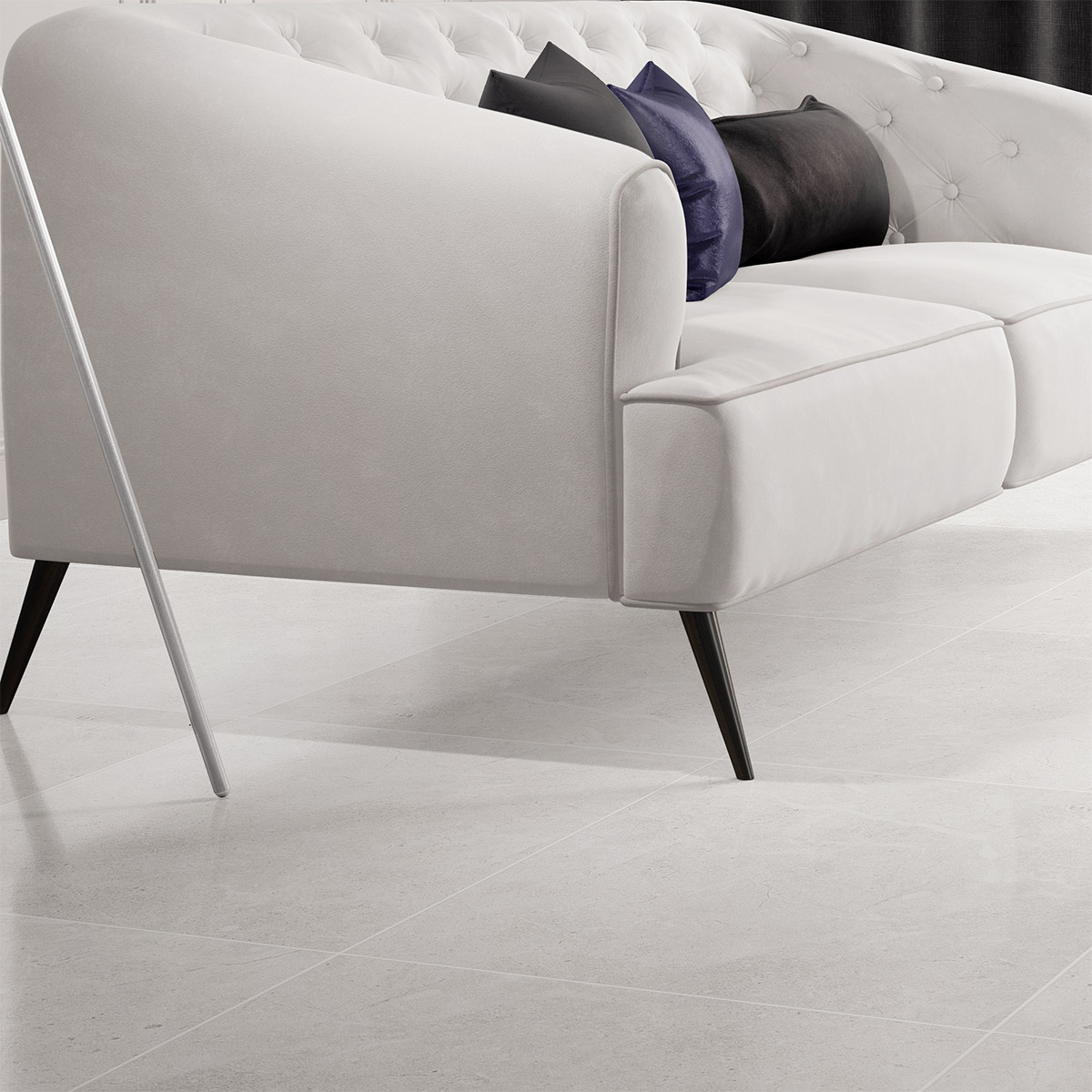Bora Polished tiles
