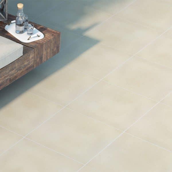 Paradigm White tiles