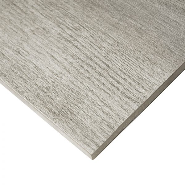 Ever Light Grey timber look tiles