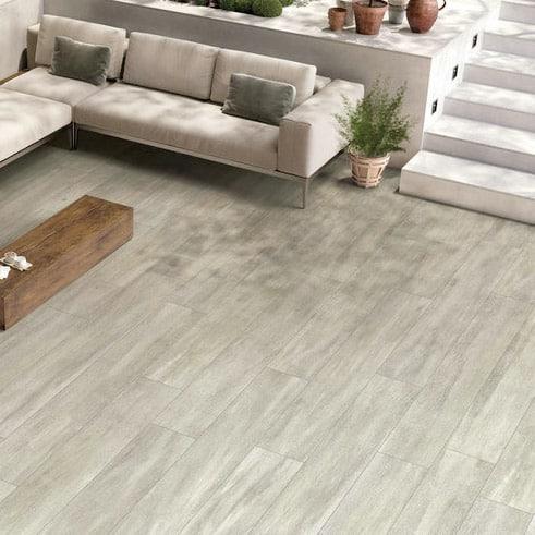Ever Oak timber look tiles