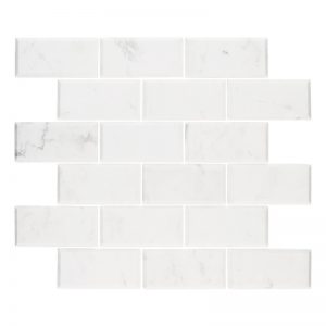 Carrara Marble Brick tiles