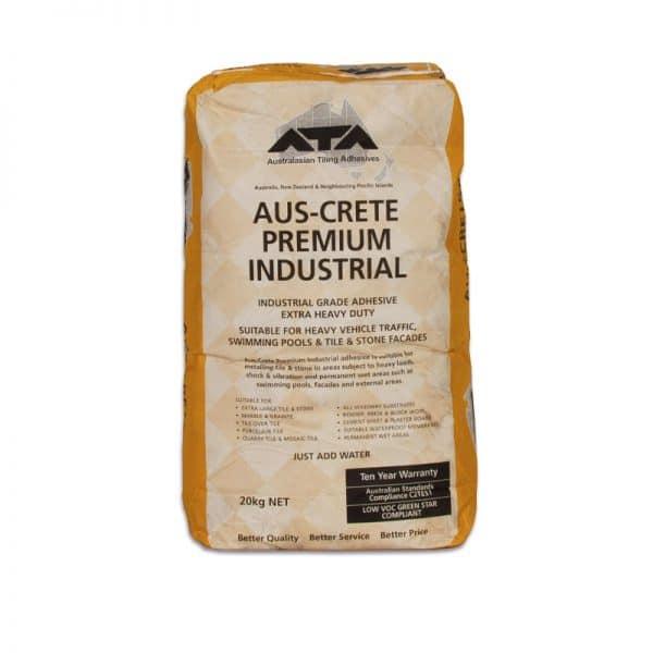 Aus-Crete Premium Industrial Tile Adhesive