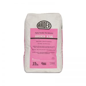 Ardex X56 Tile Adhesive 15kg
