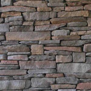 Mountain Ledgestone Merlot Stone Cladding
