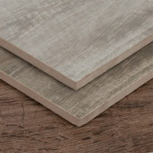 Shireen Grey timber look tiles
