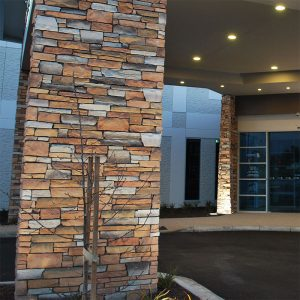 Stacked Ledgestone Apache Stone Cladding