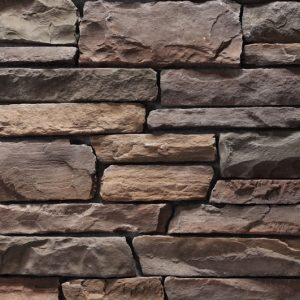 Stacked Ledgestone Ashburn Stone Cladding